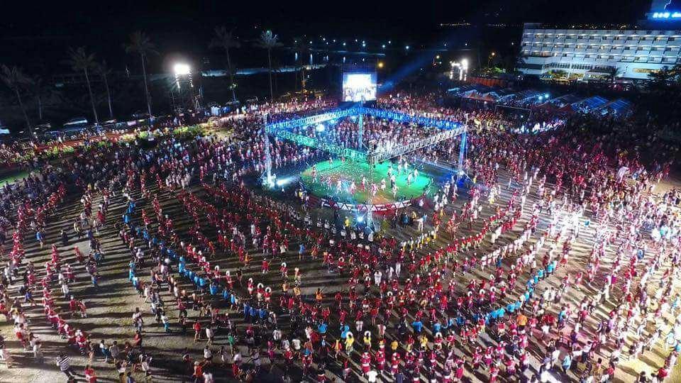 「花蓮縣原住民族聯合豐年節」是一年一度的盛大活動,代表著花蓮各部落與族群的團結跟和諧,也代表部落千年的傳承與文化。